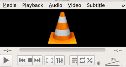 VLC media player in HDMI display.png