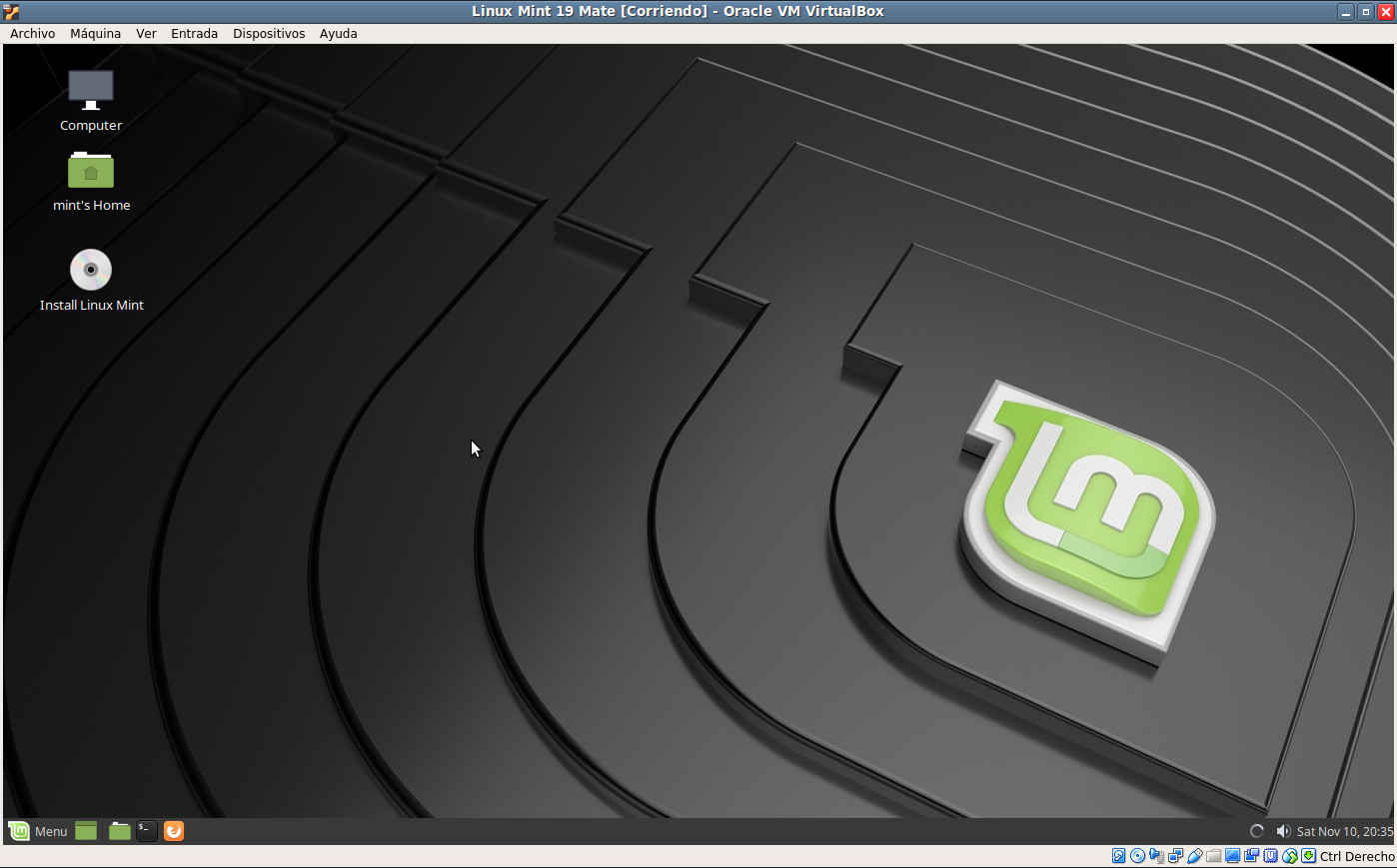 Pantallazo-Linux Mint 19 Mate [Corriendo] - Oracle VM VirtualBox.jpg